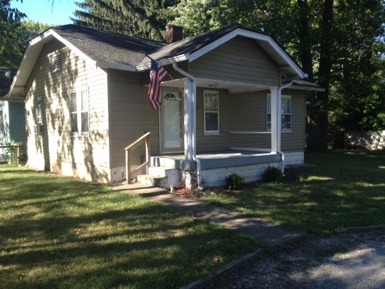 2 Bedrooms 1 Bathroom House for rent at 4646 Primrose Ave in Indianapolis, IN