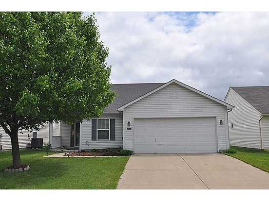 3 Bedrooms 2 Bathrooms House for rent at 7141 Jupiter Drive in Indianapolis, IN