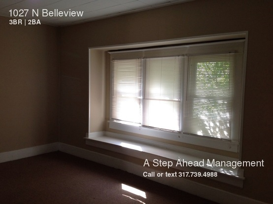 3 Bedrooms 1 Bathroom House for rent at 1027 N Belleview in Indianapolis, IN