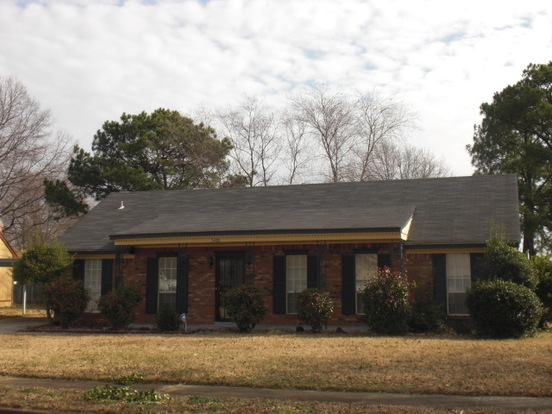 3 Bedrooms 2 Bathrooms House for rent at 3428 Valley Park Cv in Memphis, TN