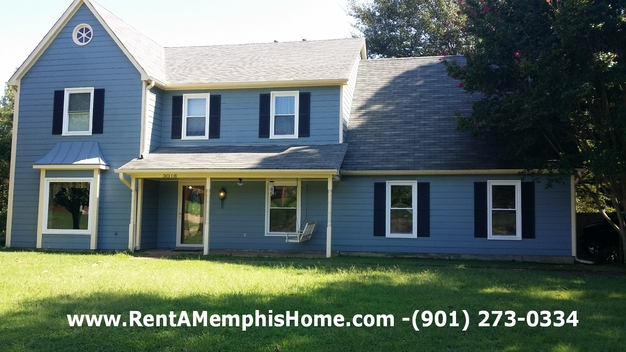4 Bedrooms 2 Bathrooms House for rent at 3016 Reynell Cove in Memphis, TN