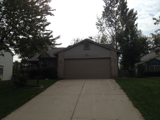 4 Bedrooms 2 Bathrooms House for rent at 5753 Buck Rill Drive in Indianapolis, IN