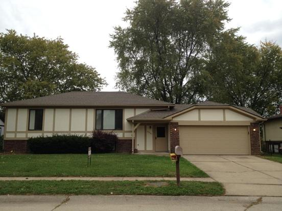 4 Bedrooms 2 Bathrooms House for rent at 3501 Summerfield Drive in Indianapolis, IN