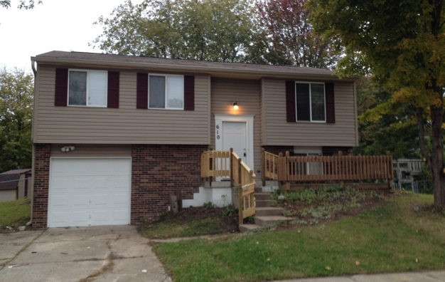 4 Bedrooms 1 Bathroom House for rent at 610 N Coolee Lane in Indianapolis, IN