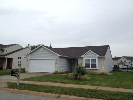 3 Bedrooms 2 Bathrooms House for rent at 3339 Tupelo Drive in Indianapolis, IN