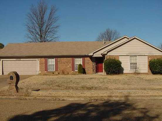 4 Bedrooms 2 Bathrooms House for rent at 6622 Hampstead in Memphis, TN