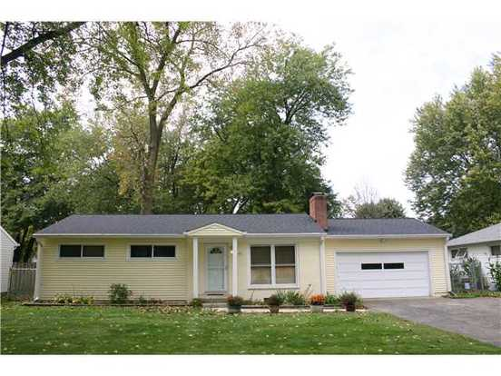 3 Bedrooms 1 Bathroom House for rent at 5644 N Parker Ave in Indianapolis, IN