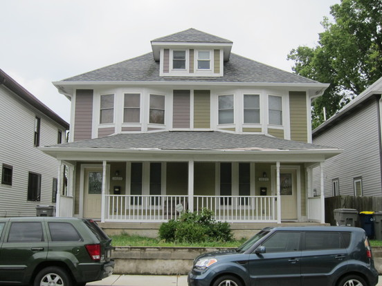 4 Bedrooms 2 Bathrooms House for rent at 1425 New York Street in Indianapolis, IN