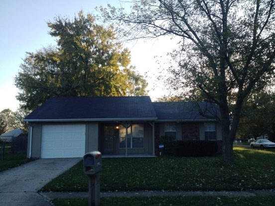 3 Bedrooms 1 Bathroom House for rent at 4409 Aristocrat Lane in Indianapolis, IN