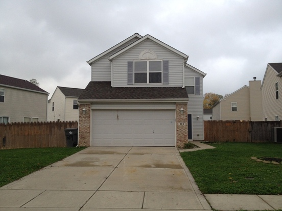 4 Bedrooms 2 Bathrooms House for rent at 209 Village Green Drive in Indianapolis, IN