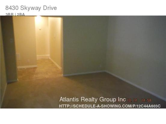 3 Bedrooms 2 Bathrooms House for rent at 8430 Skyway Drive in Indianapolis, IN