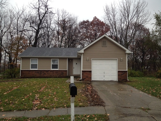 3 Bedrooms 2 Bathrooms House for rent at 5727 Yucutan Drive in Indianapolis, IN