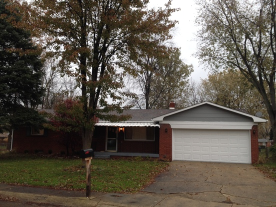 3 Bedrooms 1 Bathroom House for rent at 1824 Salem Square in Indianapolis, IN