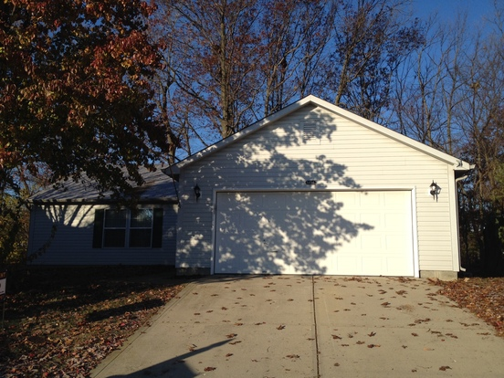 2 Bedrooms 2 Bathrooms House for rent at 5454 Garth Drive in Indianapolis, IN