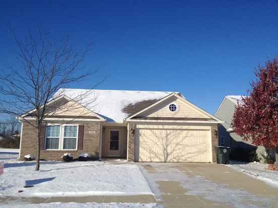 4 Bedrooms 2 Bathrooms House for rent at 6308 Teacup Drive in Indianapolis, IN