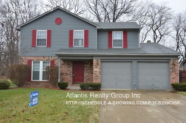 4 Bedrooms 2 Bathrooms House for rent at 1735 Pele Place in Indianapolis, IN