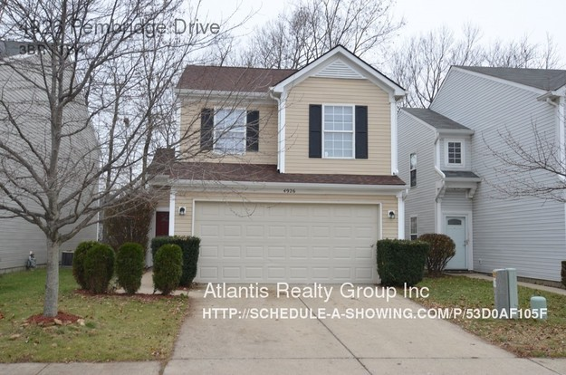 3 Bedrooms 1 Bathroom House for rent at 4926 Pembridge Drive in Indianapolis, IN