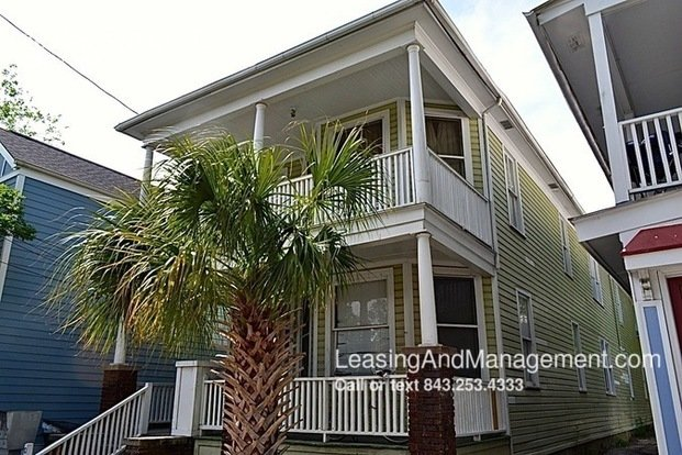 2 Bedrooms 1 Bathroom House for rent at 14 Cannon St in Charleston, SC