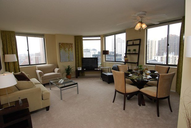 2 Bedrooms 2 Bathrooms House for rent at Downtown in Minneapolis, MN