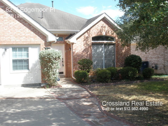 3 Bedrooms 2 Bathrooms House for rent at 8217 Edgemoor Pl in Austin, TX