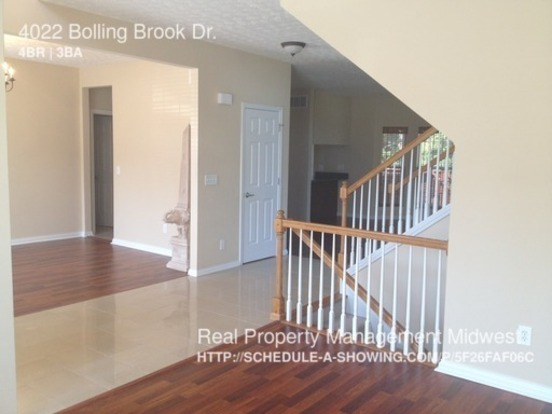 4 Bedrooms 2 Bathrooms House for rent at 4022 Bolling Brook Dr. in Louisville, KY