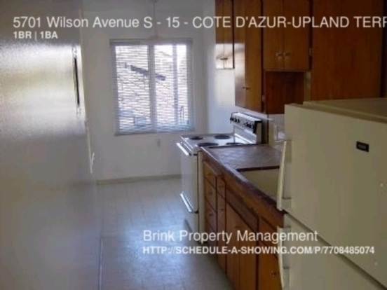 1 Bedroom 1 Bathroom House for rent at 5701 Wilson Avenue S 15 in Seattle, WA