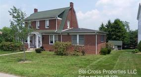 436 Rebecca St. Apartment for rent in Morgantown, WV
