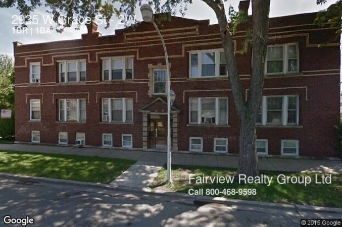 1 Bedroom 1 Bathroom House for rent at 2935 W Grace St in Chicago, IL