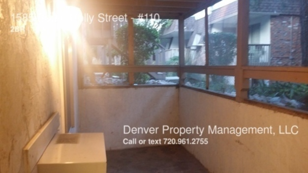 2 Bedrooms 1 Bathroom House for rent at 1585 South Holly Street in Denver, CO