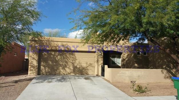 3 Bedrooms 2 Bathrooms House for rent at 5440 W. Cottonmouth Street in Tucson, AZ