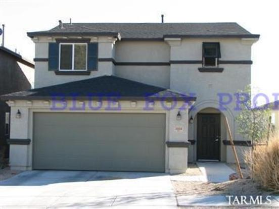 4 Bedrooms 2 Bathrooms House for rent at 1551 W. San Ricardo Blvd in Tucson, AZ