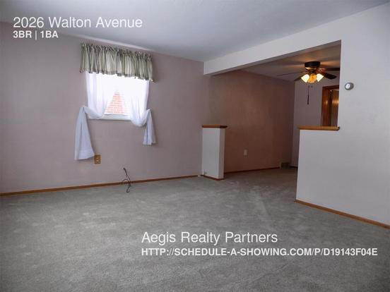 3 Bedrooms 1 Bathroom House for rent at 2026 Walton Avenue in Pittsburgh, PA