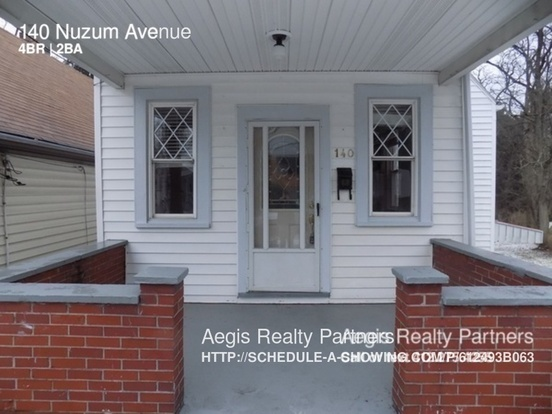 4 Bedrooms 1 Bathroom House for rent at 140 Nuzum Avenue in Pittsburgh, PA