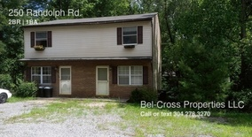 250 Randolph Rd. Apartment for rent in Morgantown, WV