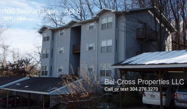 100 Stewart Lane Apartment for rent in Morgantown, WV
