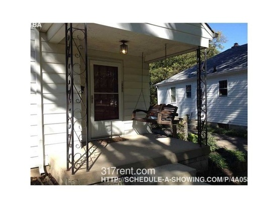 2 Bedrooms 1 Bathroom House for rent at 1938 N Bancroft St in Indianapolis, IN