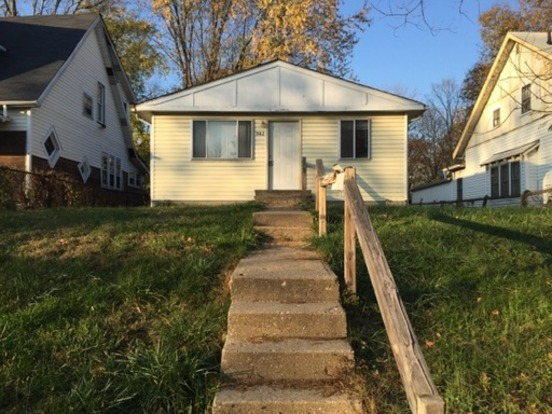 3 Bedrooms 1 Bathroom House for rent at 942 W. 33rd St. in Indianapolis, IN