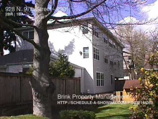 2 Bedrooms 1 Bathroom House for rent at 928 N. 97th Street in Seattle, WA