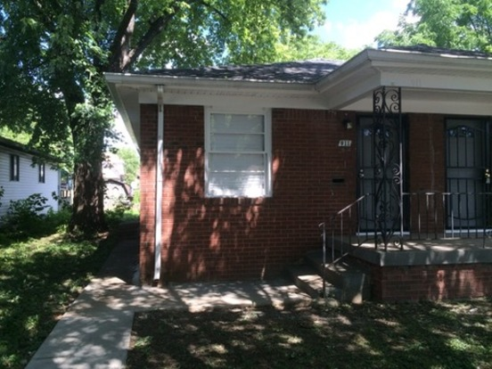 1 Bedroom 1 Bathroom House for rent at 911 N Dearborn St in Indianapolis, IN