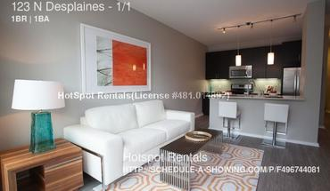 123 N Desplaines Apartment for rent in Chicago, IL