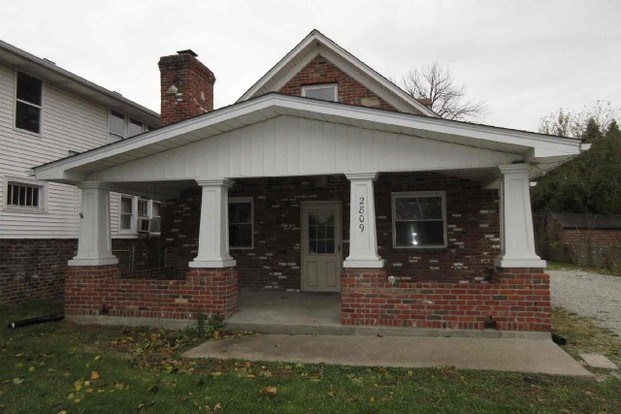 3 Bedrooms 1 Bathroom House for rent at 2809 Hervey St. in Indianapolis, IN