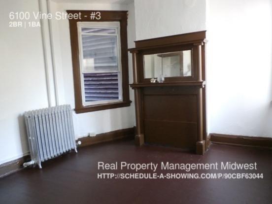 2 Bedrooms 1 Bathroom House for rent at 6100 Vine Street in Cincinnati, OH