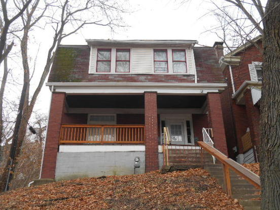 4 Bedrooms 1 Bathroom House for rent at 2282 Almont St in Pittsburgh, PA