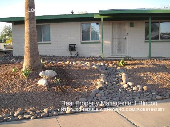 3 Bedrooms 1 Bathroom House for rent at 7817 E. Locust St in Tucson, AZ