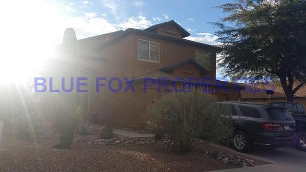 4 Bedrooms 2 Bathrooms House for rent at 7845 S. Wild Primrose in Tucson, AZ