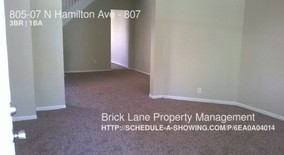 Similar Apartment at 805 07 N Hamilton Ave