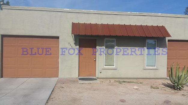 2 Bedrooms 1 Bathroom House for rent at 2201 N. Sparkman Blvd in Tucson, AZ