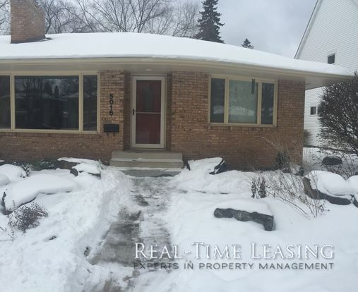 3 Bedrooms 2 Bathrooms House for rent at 5016 Sheridan Ave. S. in Minneapolis, MN