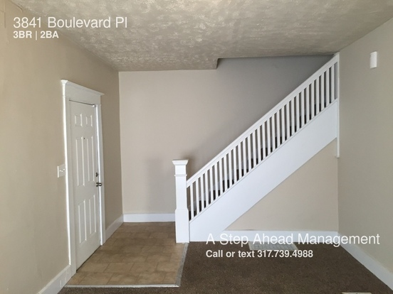 3 Bedrooms 2 Bathrooms House for rent at 3841 Boulevard Pl in Indianapolis, IN