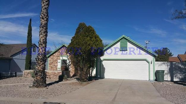 3 Bedrooms 2 Bathrooms House for rent at 10571 E. Breckinridge in Tucson, AZ